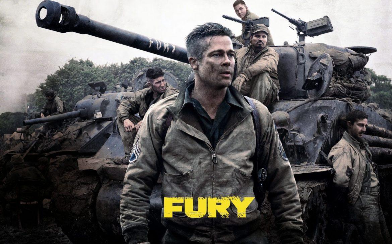 Fury – วันปฐพีเดือด หนังต่อสู้แอคชั่น 2014